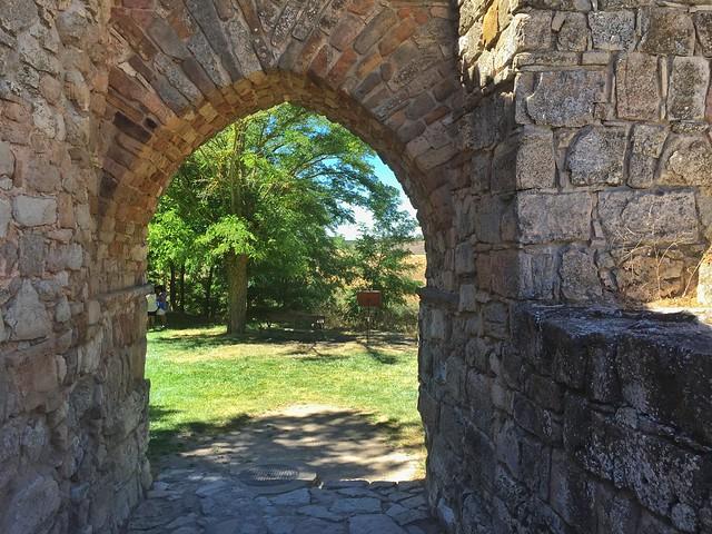 Puerta árabe de Medinaceli (Soria)