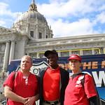 U.S. Senator Bernie Sanders Hosts San Francisco Rally for Lower Drug Price Initiative