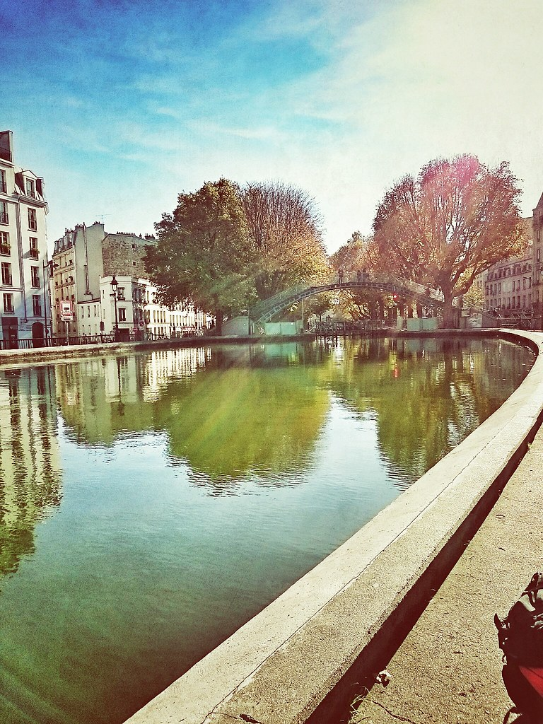 The Canal Saint-Martin 24 hours in Paris guide