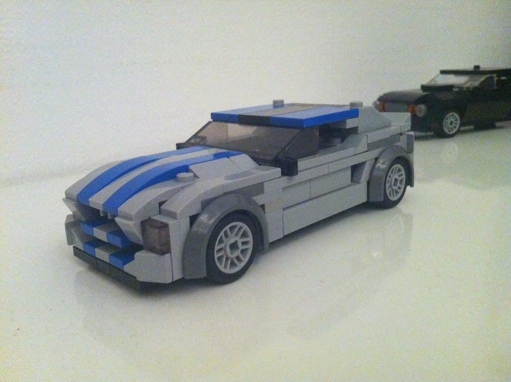 Lego Need For Speed Movie Ford Mustang Mel Flickr