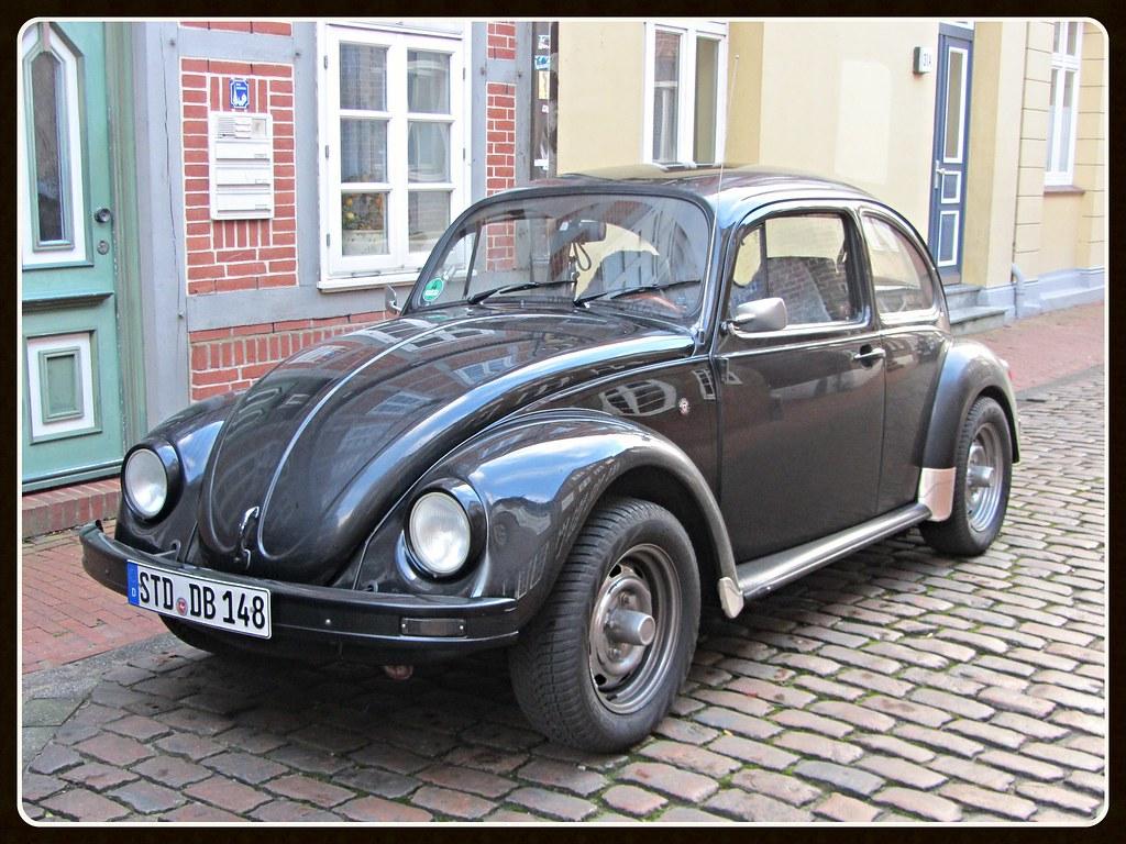 vw beetle 1992 wolfsburg edition spotted in stade. Black Bedroom Furniture Sets. Home Design Ideas