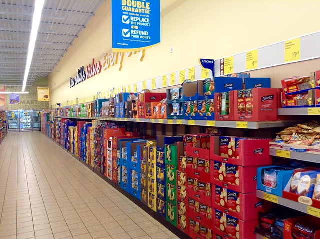 Aldi Food Stores Usa