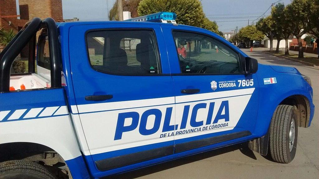INFORME POLICIAL DE LA COMISARIA HERNANDO
