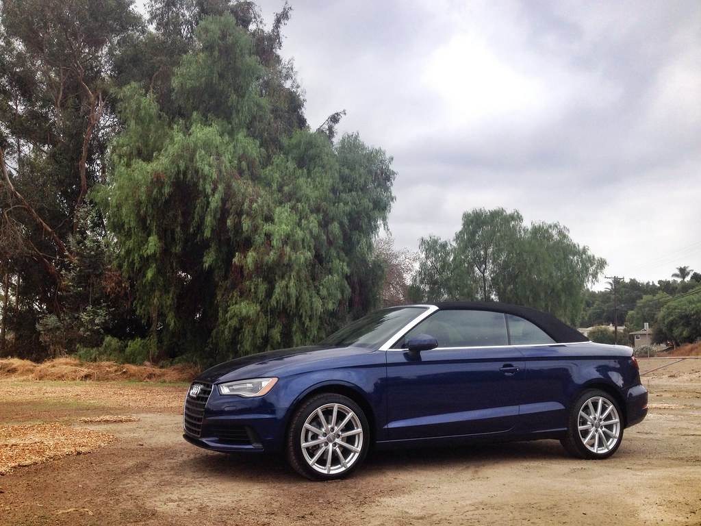 2015 audi a3 cabriolet in scuba blue maria palma flickr. Black Bedroom Furniture Sets. Home Design Ideas