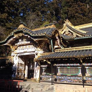 Nikko - Toshogu shrine