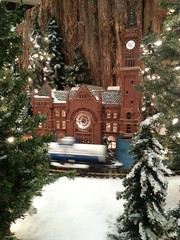 #JingleRails #EiteljorgMuseum #IndyMama #TodaysMama