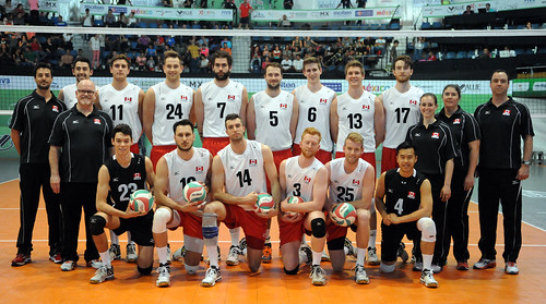WolfPack Volleyball Grads Playing For Team Canada