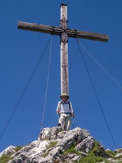 Gipfel Benediktenwand