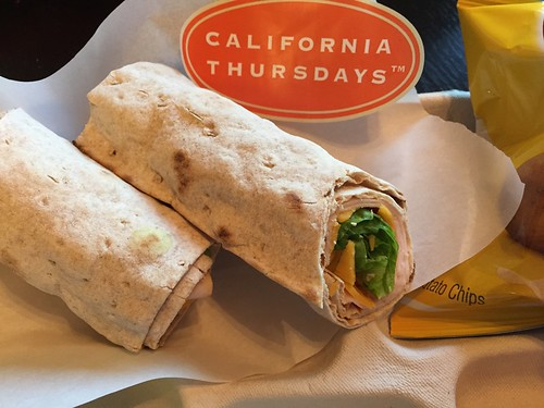"The ""California Wrap"""