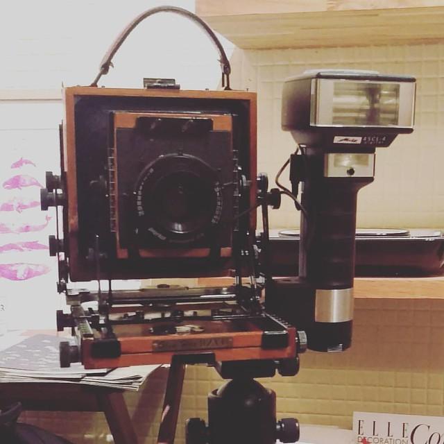 Nikon ED AM 120mm f5.6 macro 試鏡