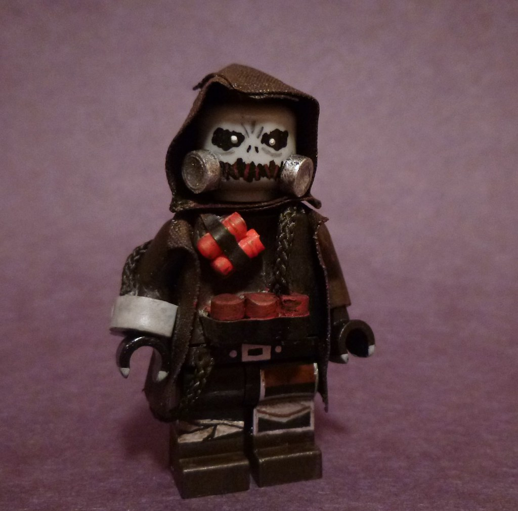 Lego Batman Arkham Knight: Lego Batman Arkham Knight: Scarecrow