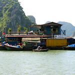 Ha Long Floating Village - Vietnam