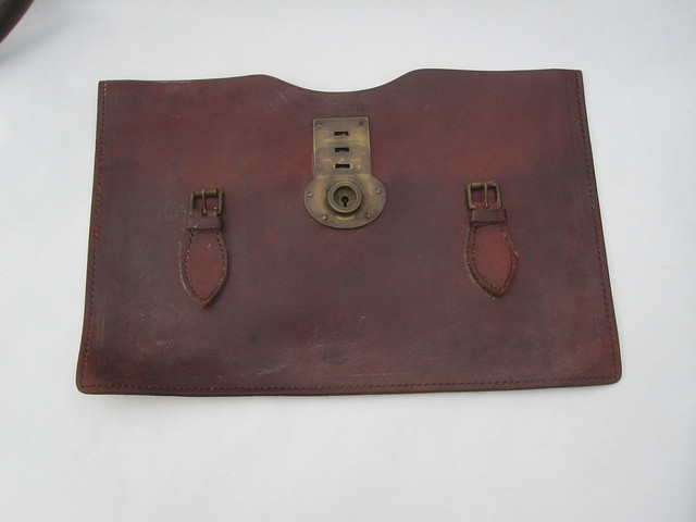 Pendragon document case