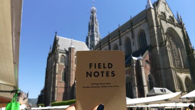 fieldnotes fieldtrip