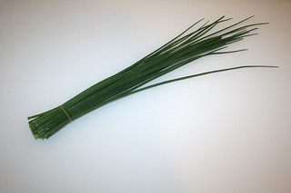 07 - Zutat Schnittlauch / Ingredient chives