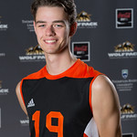 Kyle Behiels, WolfPack Men's Volleyball
