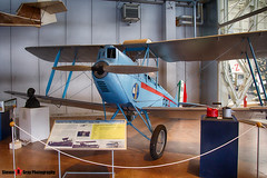 I-GTAB FIR-9 - - Italian Air Force - Caproni Ca-100 Idro - Italian Air Force Museum Vigna di Valle, Italy - 160614 - Steven Gray - IMG_0072_HDR