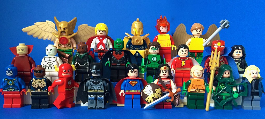 The Justice League Please Comment If You Favorite I Ve