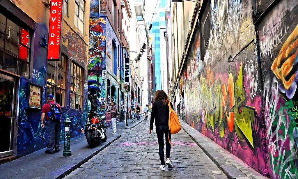7 things to do while in melbourne for Buy street art online