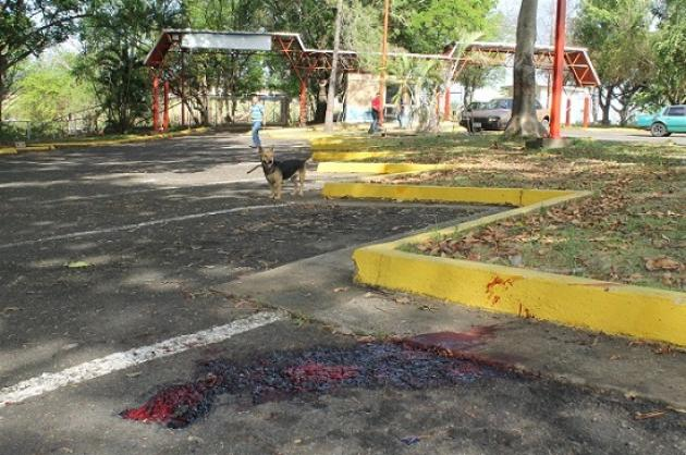 Asesinan a 3 personas en la Tasca Restaurant Punta Vista, en Puerto Ordaz