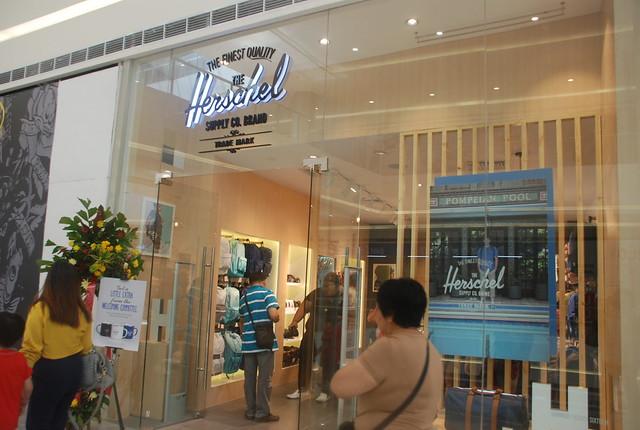 23eb004a24 Herschel Opens in SM Iloilo - Valerie Caulin