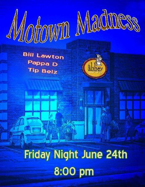 Motown Madness 6-24-16