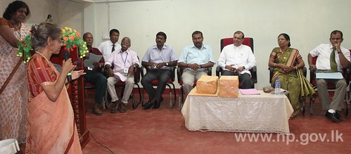 Identity Cards issued to Senior Citizens - 28 October 2014