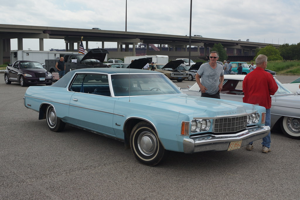 Newport Car Show
