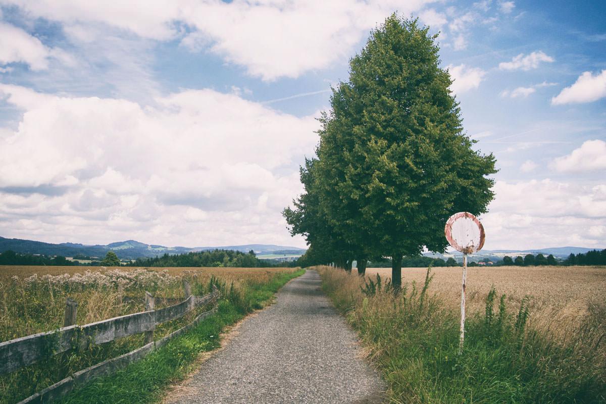 Bei Kleinhennersdorf