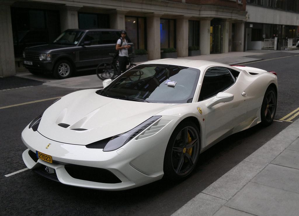 Ferrari 458 Speciale P3cks57 Flickr