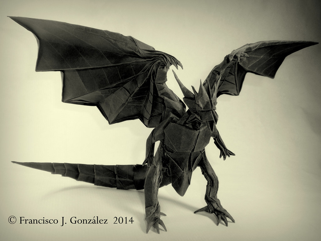 Divine Dragon - Satoshi Kamiya (Refolded) | OLYMPUS ...  Divine Dragon -...