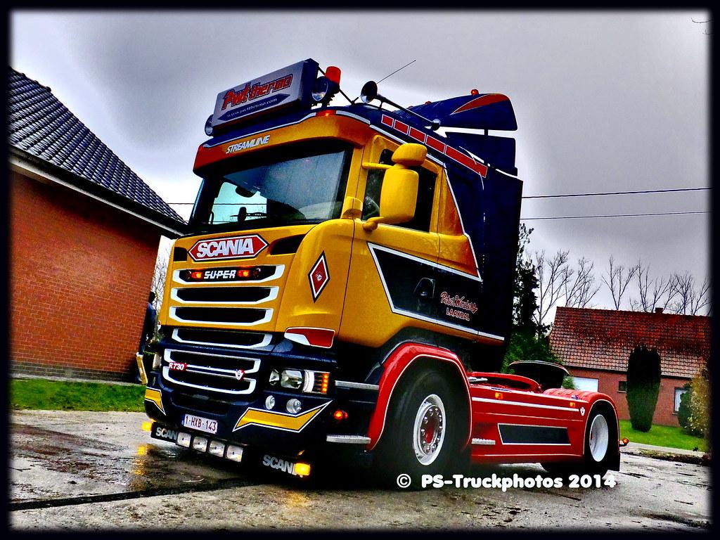 Jobs In Trucks >> SCANIA R730 V8 - PWT Peter_Wouters pwtthermo - Belgien Bel ...