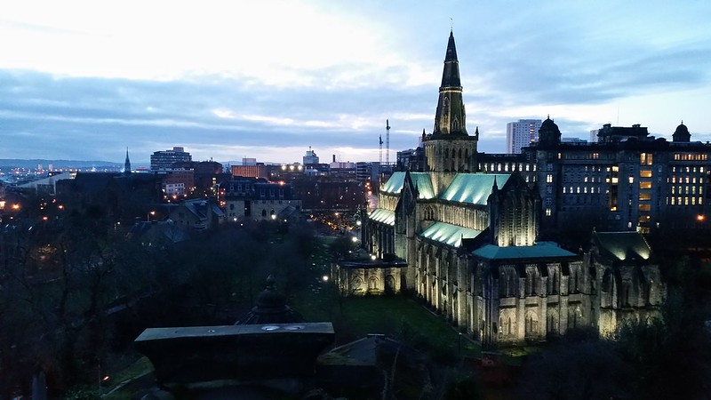 glasgow city guide, guide to glasgow, glasgow cathedral