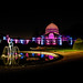 The Great Conservatory - Syon Park Gardens London Enchanted Woodland by Simon Hadleigh-Sparks