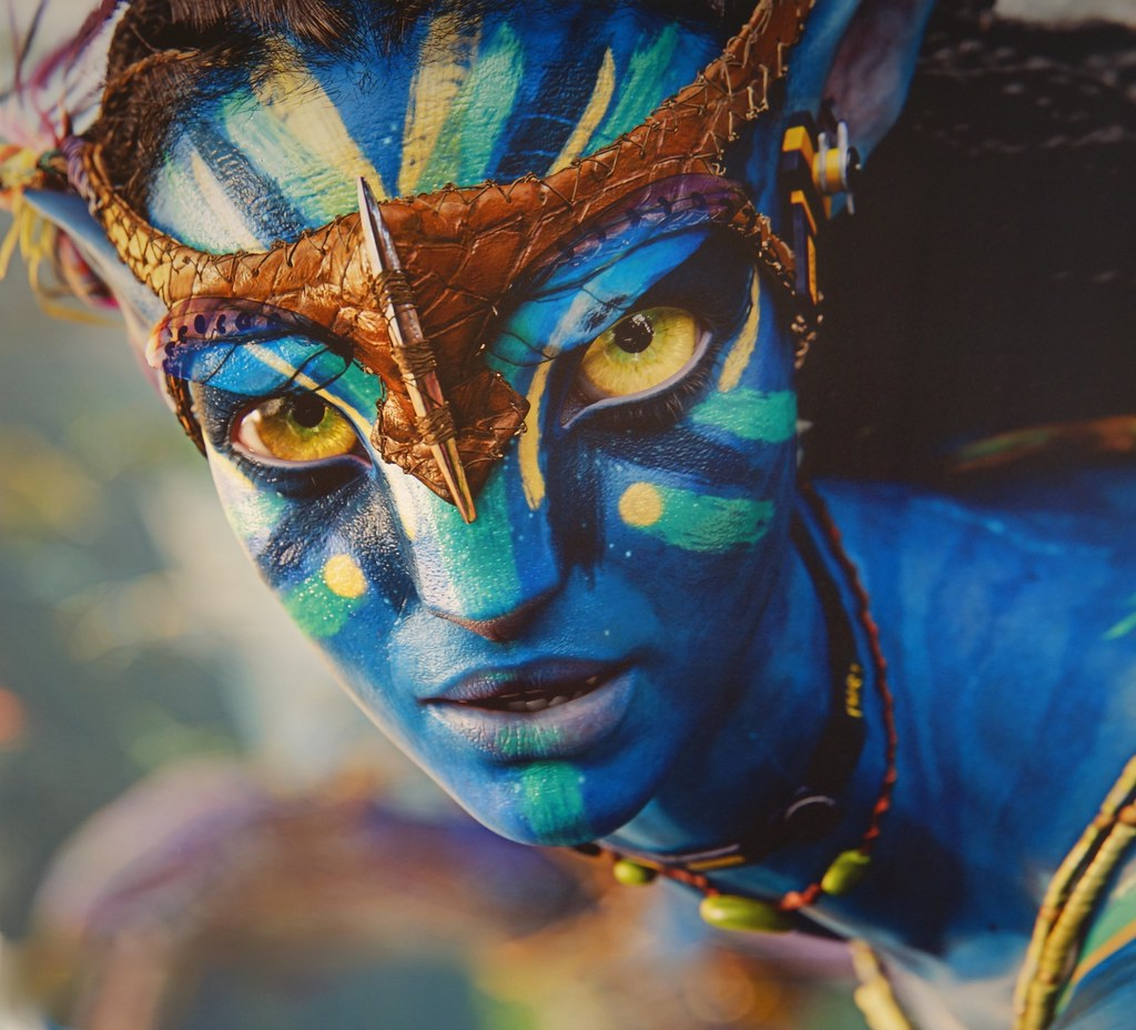 Pictures From Avatar: Avatar Neytiri, Larger Than Life