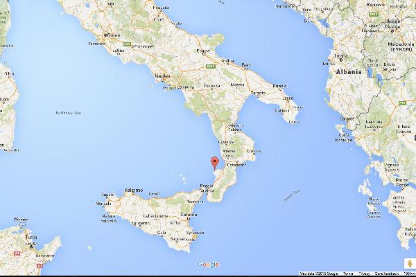 tropea map