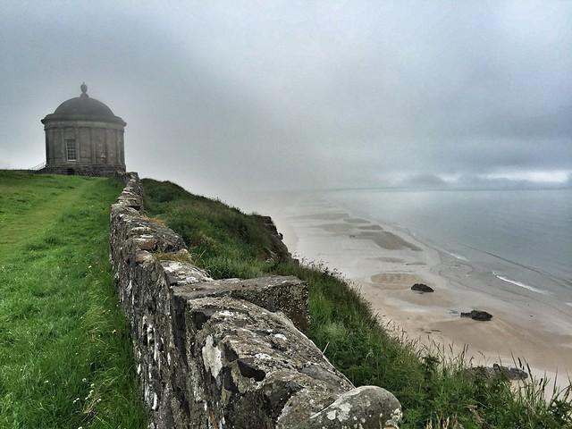 Mussenden (Rocadragón en Juego de Tronos, Irlanda del Norte)