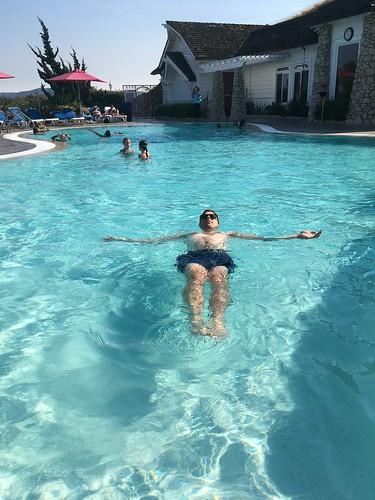 Madonna Inn Pool