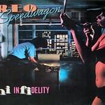 "REO SPEEDWAGON Hi In Fidelity 12"" LP VINYL"