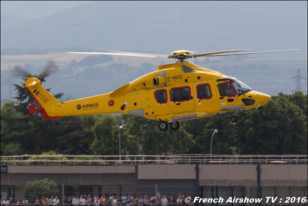 EC-175 , Aerorotorshow 2016 , meeting aerien chabeuil valence 2016, Meeting Aerien 2016 , Canon Reflex , EOS System , Meeting Aerien 2016