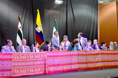 Prefecto de Manabí firmó convenio para construcción de calles en Montecristi