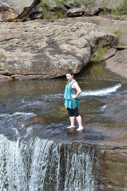 how to get to dharawal national park