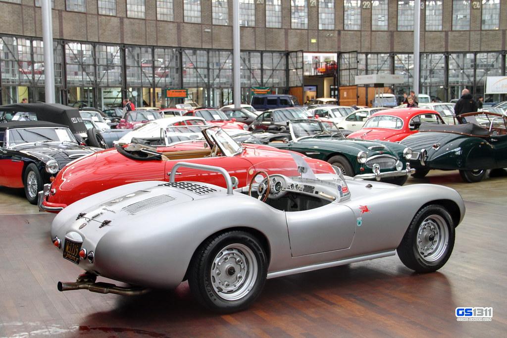 1957 Devin D Porsche Spyder Vin Drf55519 See More Car