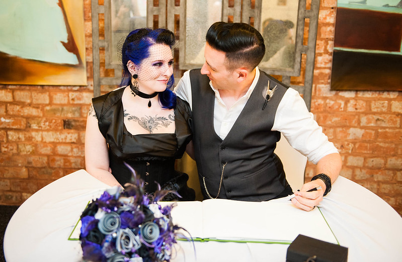 How to get a marriage license via @offbeatbride