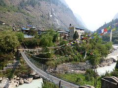 Swing Bridge to Tilje