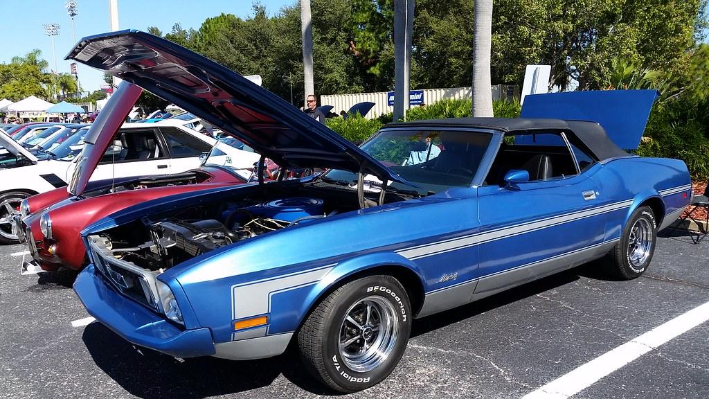 Mustang Car Show Youtube