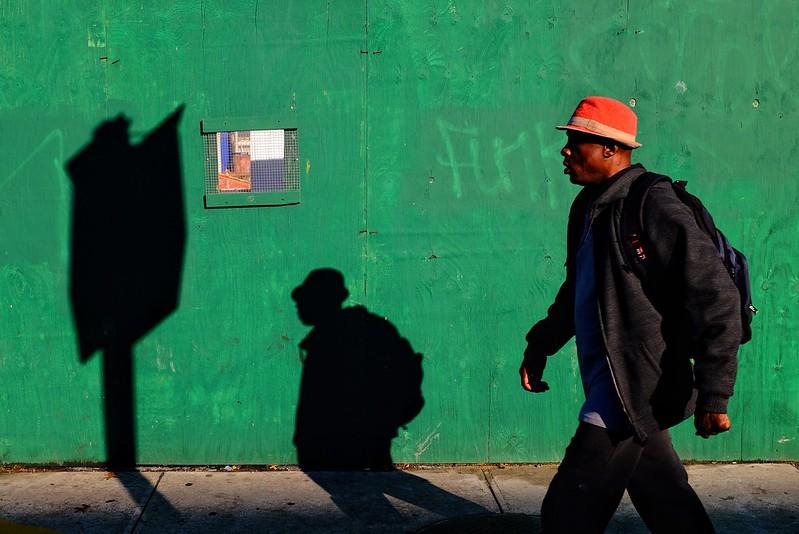 Flatbush Avenue (Green Wall 3)