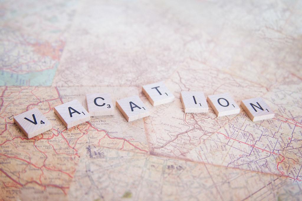 vacation - map