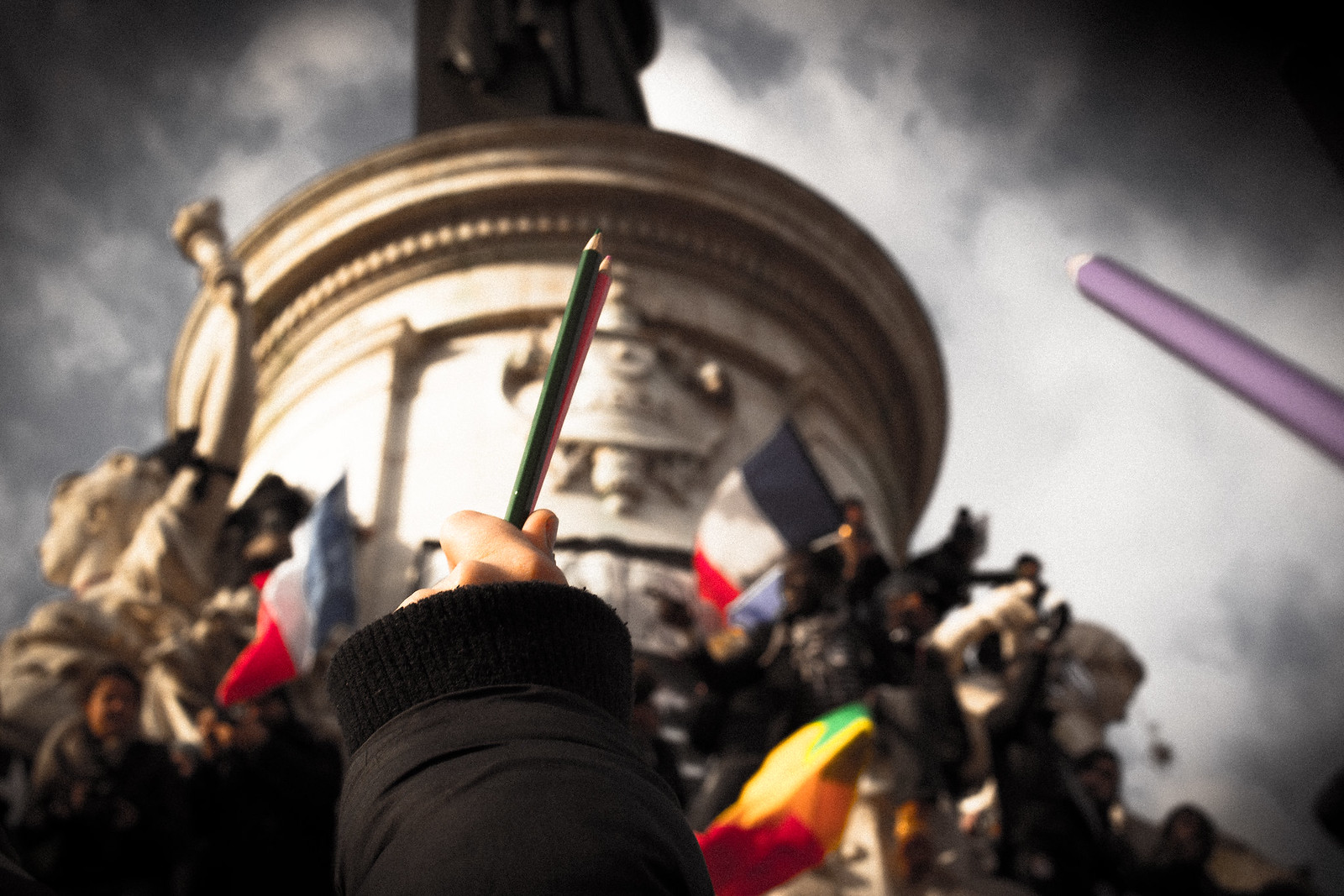 Pen-Ultimate Paris Unity March for Freedom 2015 | by david0287