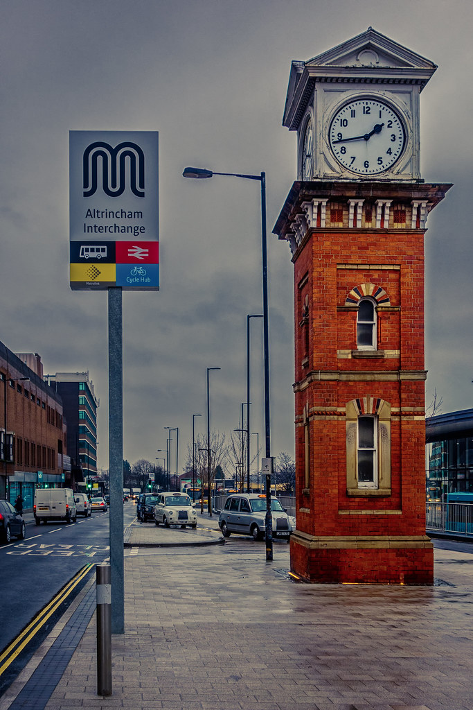 Clocktower Altrincham ...